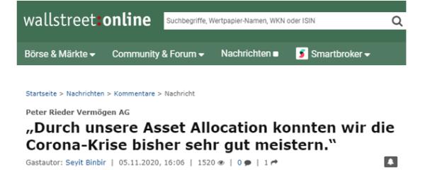 deutsche vermögensberatung forum